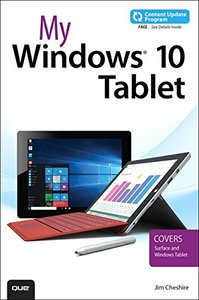 My Windows 10 Tablet(Paperback)-cover