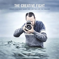 The Creative Fight: Create Your Best Work and Live the Life You Imagine (Paperback)-cover