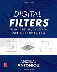 Digital Filters: Analysis, Design, and Signal Processing Applications 1st Edition-cover