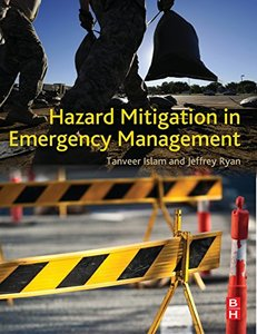 Hazard Mitigation in Emergency Management(Hardcover)-cover