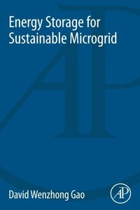 Energy Storage for Sustainable Microgrid(Paperback)