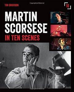 Martin Scorsese in 10 Scenes Paperback-cover