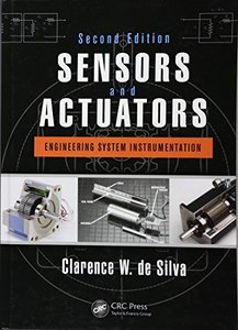 Sensors and Actuators: Engineering System Instrumentation, 2/e(Hardcover)-cover