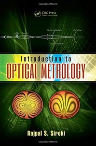 Introduction to Optical Metrology (Optical Sciences and Applications of Light)-cover