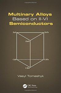 Multinary Alloys Based on II-VI Semiconductors-cover