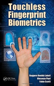 Touchless Fingerprint Biometrics (Series in Security, Privacy and Trust)-cover
