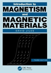 Introduction to Magnetism and Magnetic Materials, 3/e(Paperback)-cover