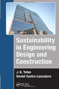 Sustainability in Engineering Design and Construction-cover