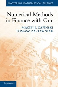 Numerical Methods in Finance with C++ (Paperback)-cover