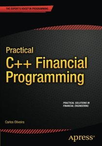 Practical C++ Financial Programming (Paperback)-cover