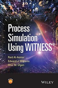 Process Simulation Using WITNESS(Hardcover)-cover