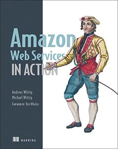 Amazon Web Services in Action (Paperback)-cover