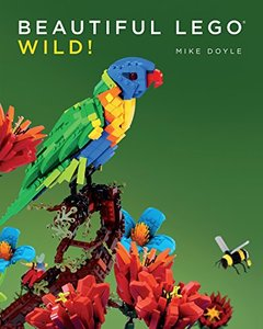 Beautiful LEGO: Wild! Paperback-cover