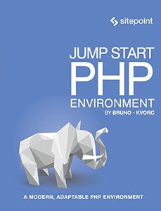 Jump Start PHP Environment (Paperback)-cover