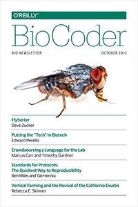 BioCoder #9: October 2015(Paperback)-cover