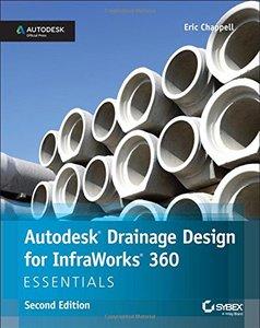 Autodesk Drainage Design for InfraWorks 360 Essentials, 2/e(Paperback)-cover