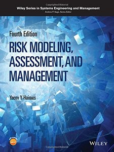 Risk Modeling, Assessment, and Management, 4/e(Hardcover)-cover