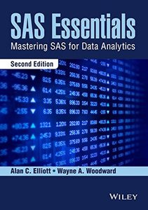 SAS Essentials: Mastering SAS for Data Analytics, 2/e(Paperback)-cover