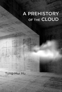 A Prehistory of the Cloud Hardcover-cover