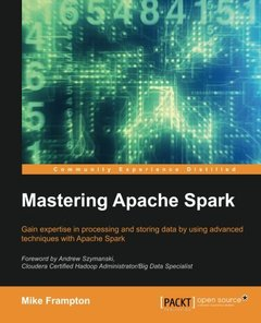 Mastering Apache Spark (Paperback)-cover