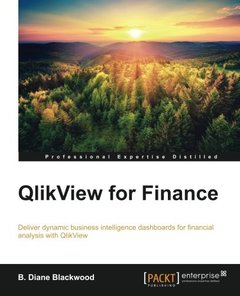 Qlikview for Finance-cover
