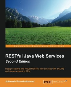 RESTful Java Web Services,  2/e(Paperback)-cover