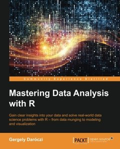 Mastering Data Analysis with R (Paperback)-cover