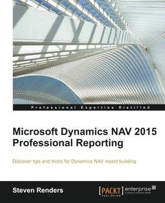 Microsoft Dynamics NAV 2015 Professional Reporting,  2/e(Paperback)-cover
