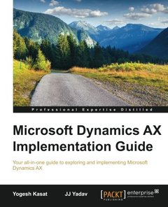 Microsoft Dynamics AX Implementation Guide-cover