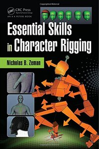 Essential Skills in Character Rigging (Paperback)-cover