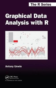 Graphical Data Analysis with R (Hardcover)-cover