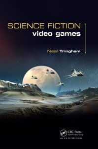 Science Fiction Video Games (Paperback)-cover