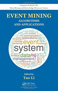 Event Mining: Algorithms and Applications (Hardcover)-cover