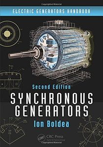Synchronous Generators,  2/e(Hardcover)-cover