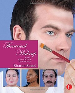 Theatrical Makeup: Basic Application Techniques-cover
