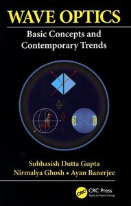 Wave Optics: Basic Concepts and Contemporary Trends-cover