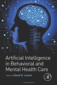 Artificial Intelligence in Behavioral and Mental Health Care (Paperback)-cover