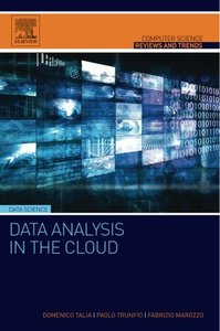 Data Analysis in the Cloud: Models, Techniques and Applications (Paperback)-cover