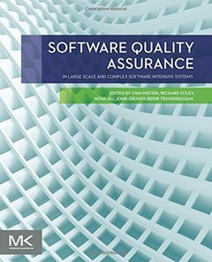 Software Quality Assurance: In Large Scale and Complex Software-intensive Systems(Paperback)-cover