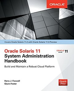 Oracle Solaris 11.2 System Administration Handbook(Paperback)-cover