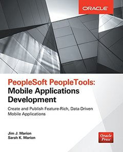 PeopleSoft PeopleTools: Mobile Applications Development(Paperback)-cover