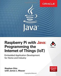 Raspberry Pi with Java: Programming the Internet of Things (IoT) (Paperback)-cover