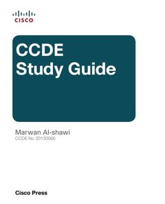 CCDE Study Guide (Paperback)-cover