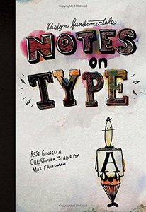Design Fundamentals: Notes on Type (Paperback)-cover