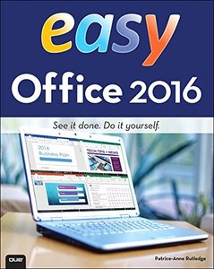 Easy Office 2016(Paperback)-cover