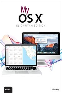 My OS X(Paperback)-cover