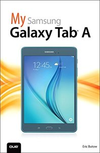 My Samsung Galaxy Tab A(Paperback)-cover