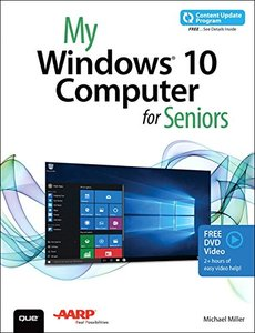 My Windows 10 Computer for Seniors(Paperback)-cover