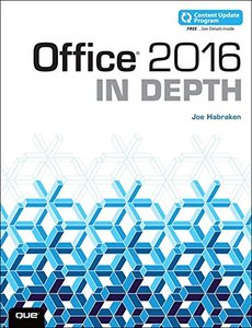 Office 2016 in Depth-cover