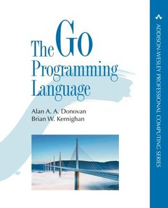 The Go Programming Language (Paperback)-cover